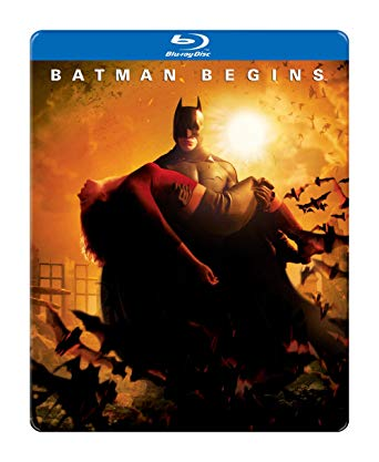 batman begins steel book