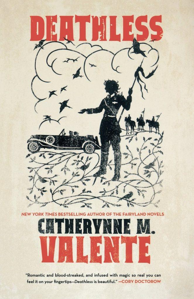 deathless catherynne valente