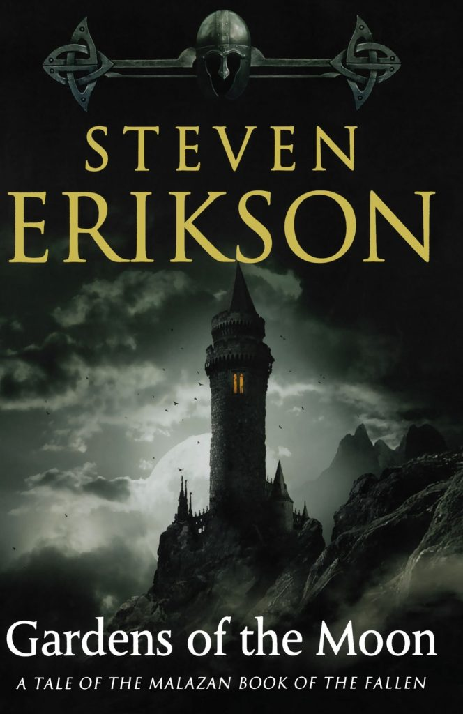 gardens of the moon steven erikson