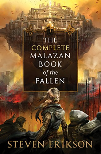 malazan book of the fallen steven erikson