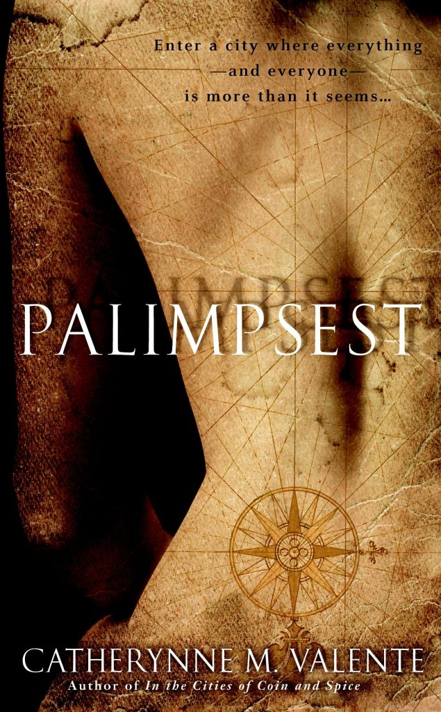 palmipsest catherynne valente