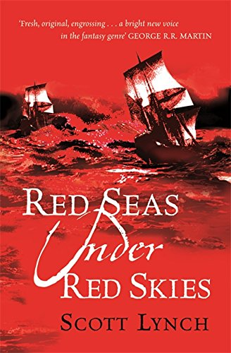 red seas under red skies