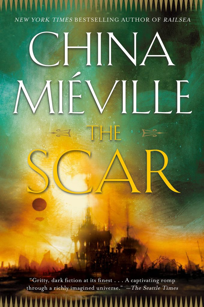 the scar china mieville