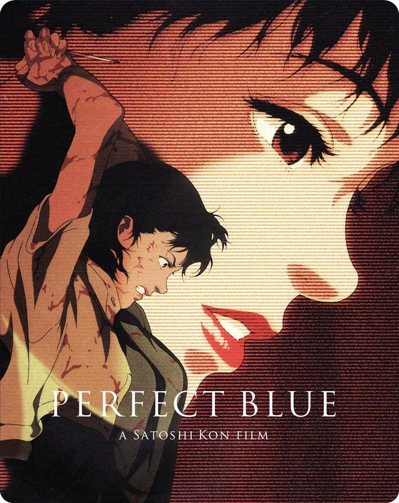 perfect blue satoshi kon steel book
